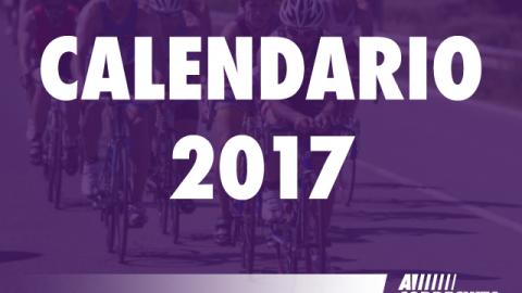 ¡Ya tenemos calendario de carreras para 2017!