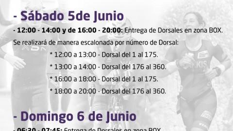 Briefing triatló València – Platja del Cabanyal